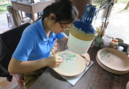 Chiang Mai Céladon - Dekoration