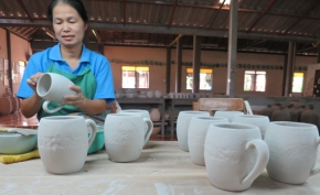 Chiang Mai Céladon - Qualitätsprüfung