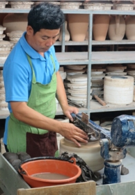 Produktion Chiang Mai Céladon