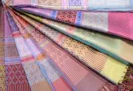 Broquate Thai Silk Lamphun