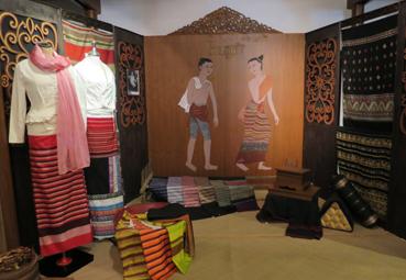 Haripunchai Institut of Hand-Woven Fabric