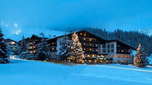 Hotel Almhof Schneider, Lech am Arlberg