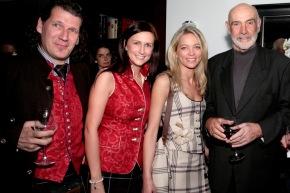 Auch Ober-Schotte Sean Connery ist von Rettl-Kilts begeistert (Foto: Lloyd Bishop)