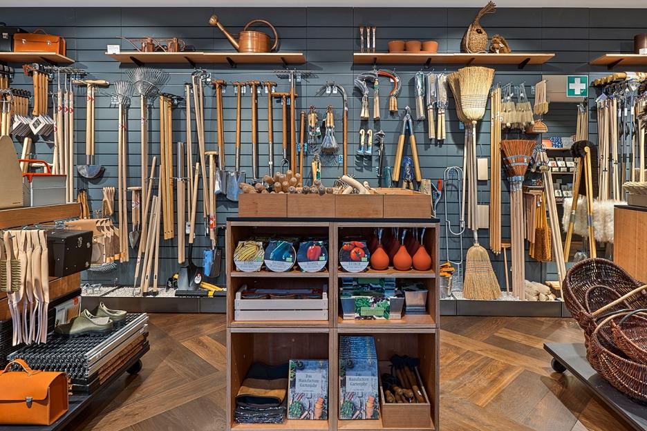 In Wien eröffnete Manufactum im Herbst sein erstes Warenhaus außerhalb Deutschlands.