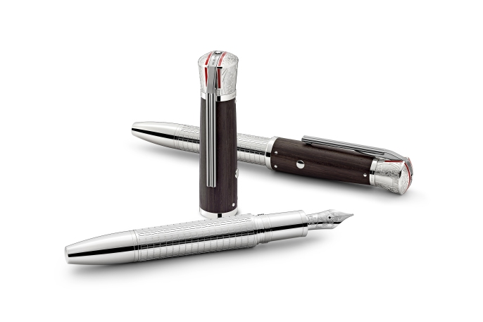 Montblanc Great Characters James Dean LE1931 RB 117893 EUR 2.650 and FP ID 117892 EUR 2.950